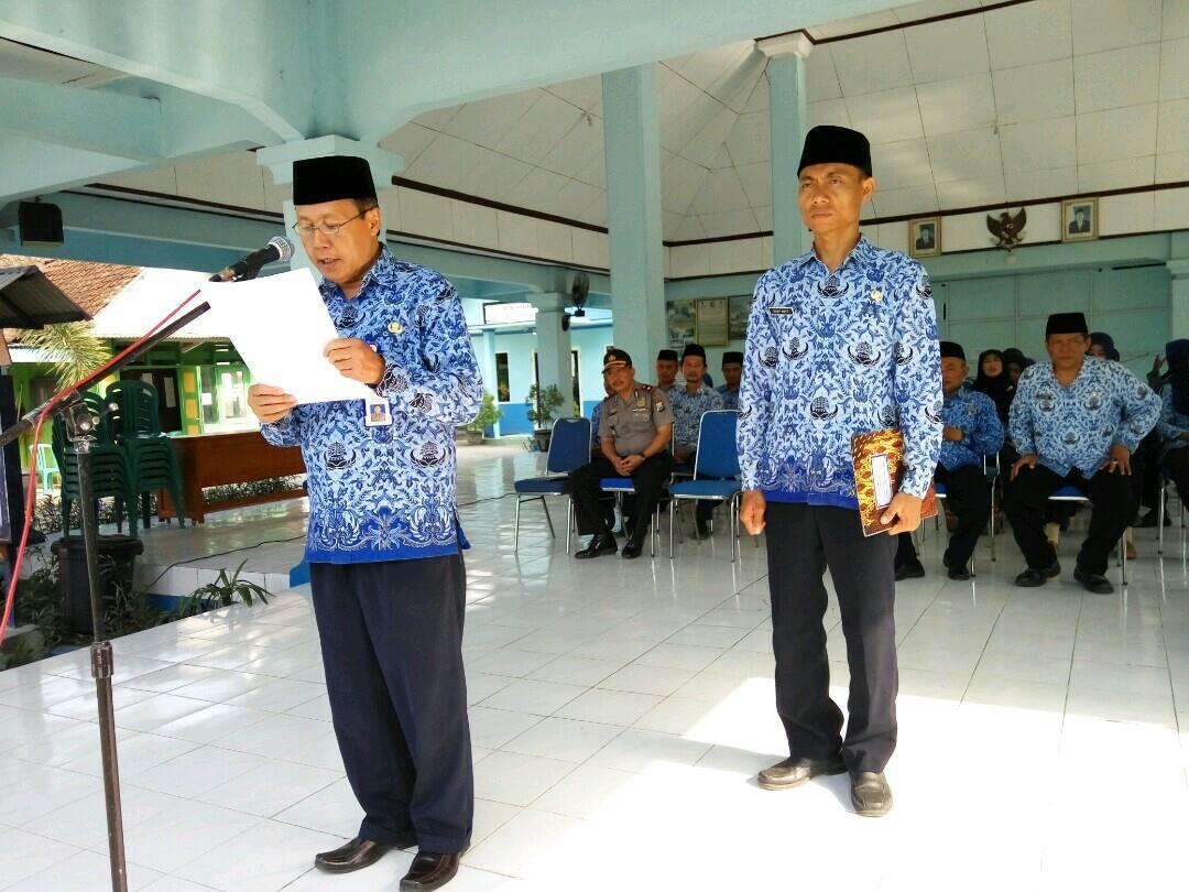 Upacara Peringatan Hari Sumpah Pemuda Tahun 2017<BR>Kecamatan Padangan