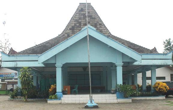 Kecamatan Padangan<BR>Kabupaten Bojonegoro