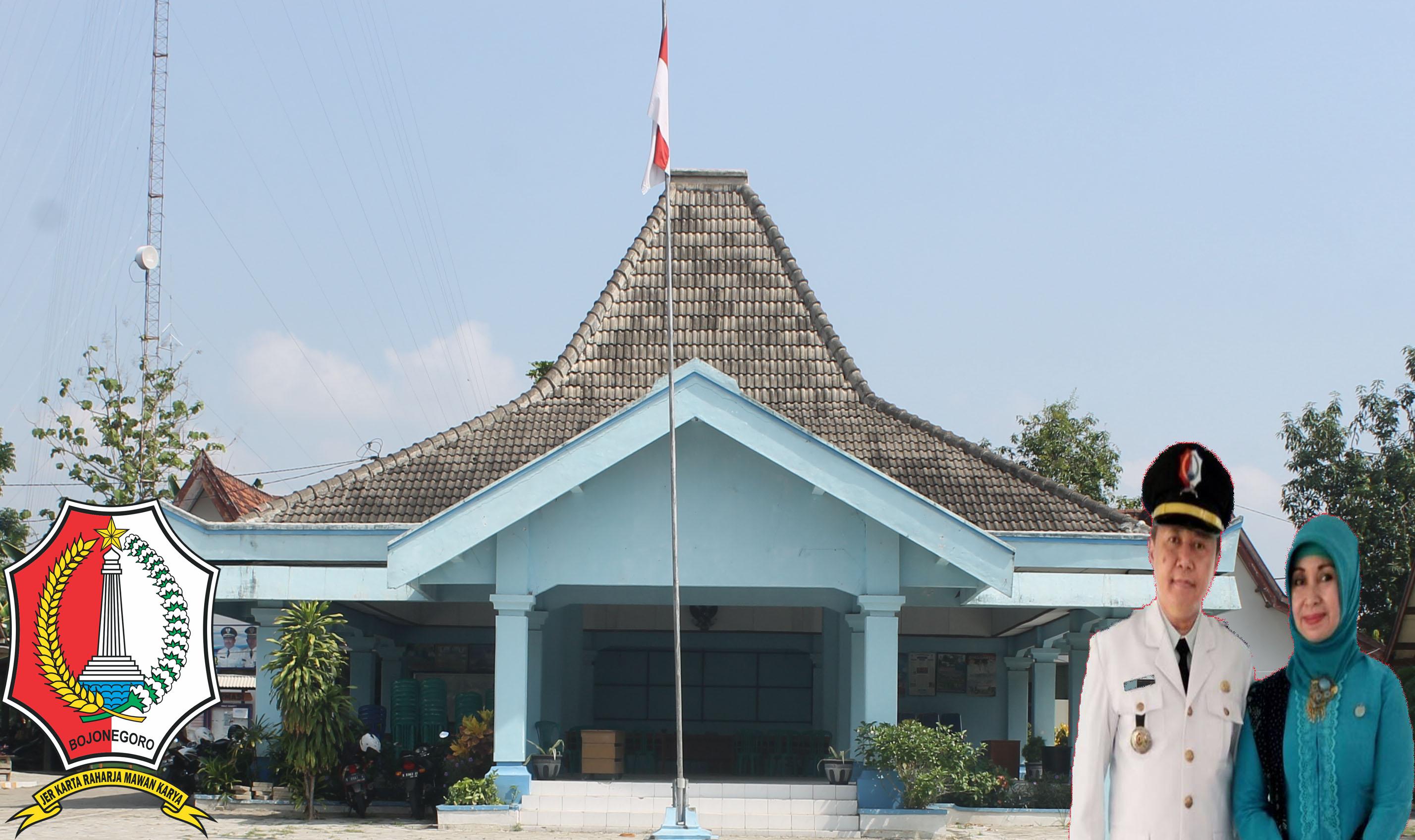 Kecamatan Padangan<BR>Tahun 2017